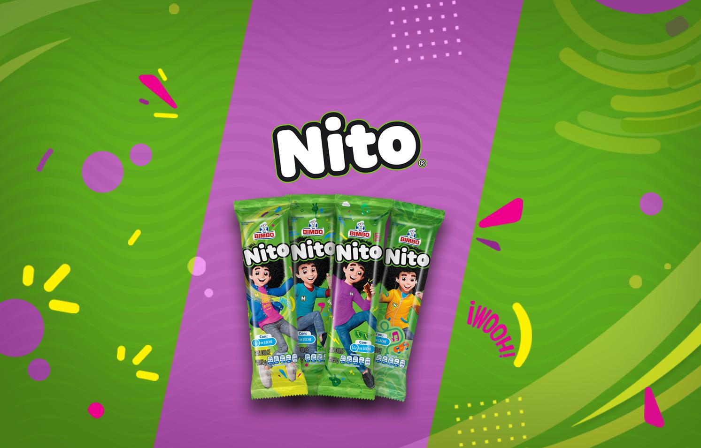 ¡Contágiate de la actitud de Nito!